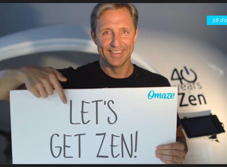 40 Years of Zen Giveaway on Omaze