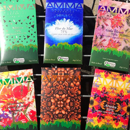 AMMA Organic Chocolate Love