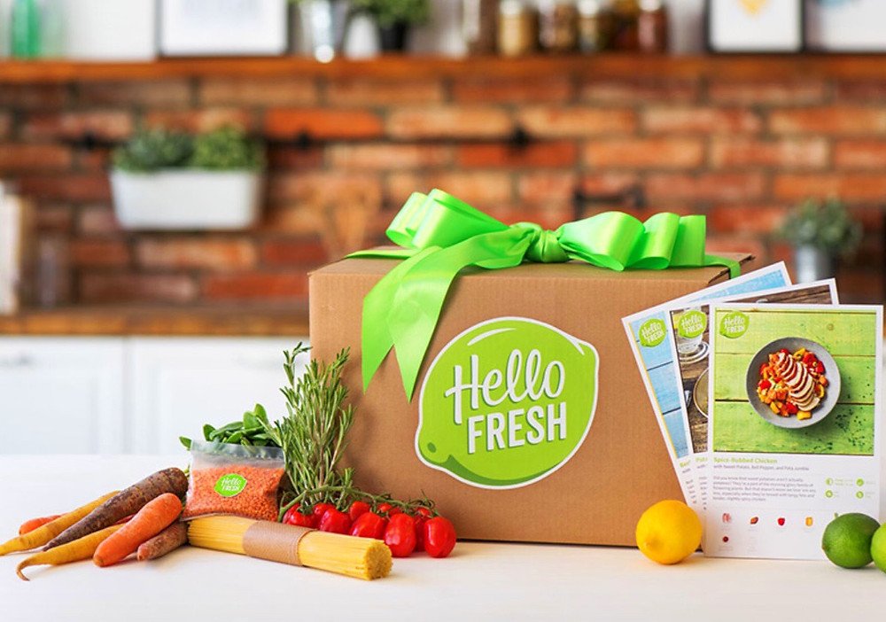 MSPETIT HEALTH COACH on Hello Fresh