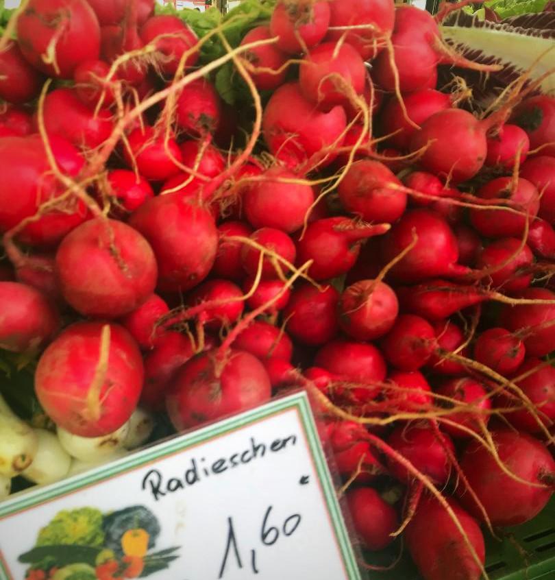 Farmer's Market Klagenfurt, Austria
