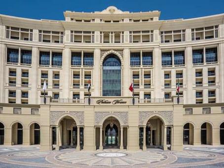 Как выглядит самый роскошный отель Дубая?