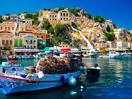 Обзор курортов Родоса и Крита