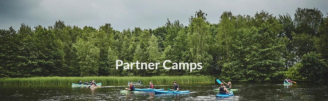 Camp Europe, Camp Canada, International Camps Network