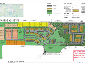 NOTES ON 7/27/2021 BOC MEETING RE: Proposed Luxury Rental Community on Hwy 78