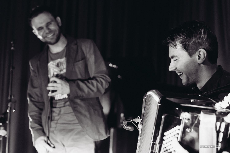 almir & Vanja Muhovic Trio