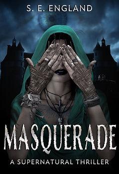 Masquerade Sarah England