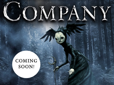 Pre-Order Link and Excerpt from Hidden Company. Out 28th December 2018!