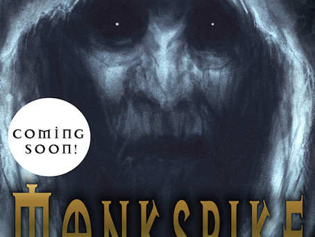 Pre-Order For 'Monkspike' Now Available!