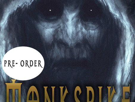 Prologue for Upcoming Release of MONKSPIKE...