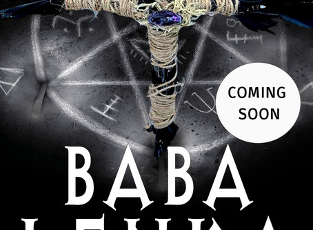 The Pre-Order for Baba Lenka is now on Amazon! And Monkspike is on offer at 99p/99c for one week..