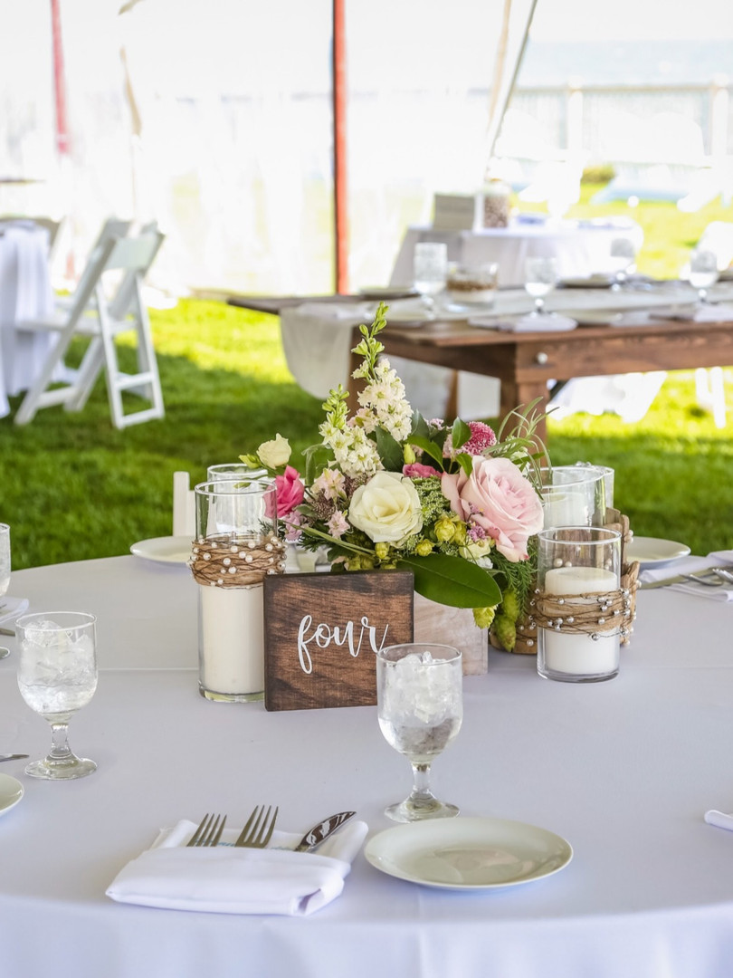 Pelham House Resort  Garden Party Cape Cod, Floral Design + Fine Gardening