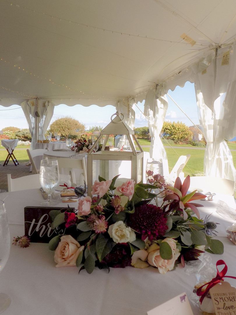 White Cliffs Country Club  Garden Party Cape Cod, Floral Design + Fine Gardening