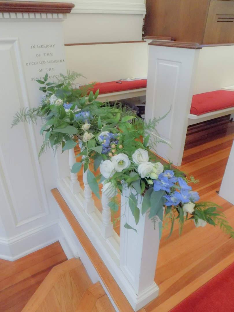 Cotuit Federated Church  Garden Party Cape Cod, Floral Design + Fine Gardening