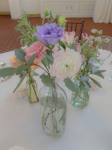 Pinehills Golf Club  Garden Party Cape Cod, Floral Design + Fine Gardening