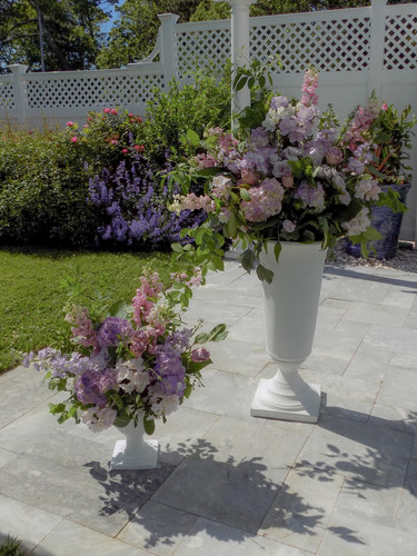 The Cape Codder  Garden Party Cape Cod, Floral Design + Fine Gardening