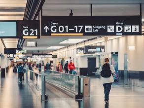 9 Step Scan to BIM Procedure – Airport Terminal Building