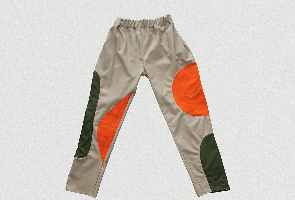 RECONSTRUCTED PROTOTYPE TROUSERS (1 OF 1)