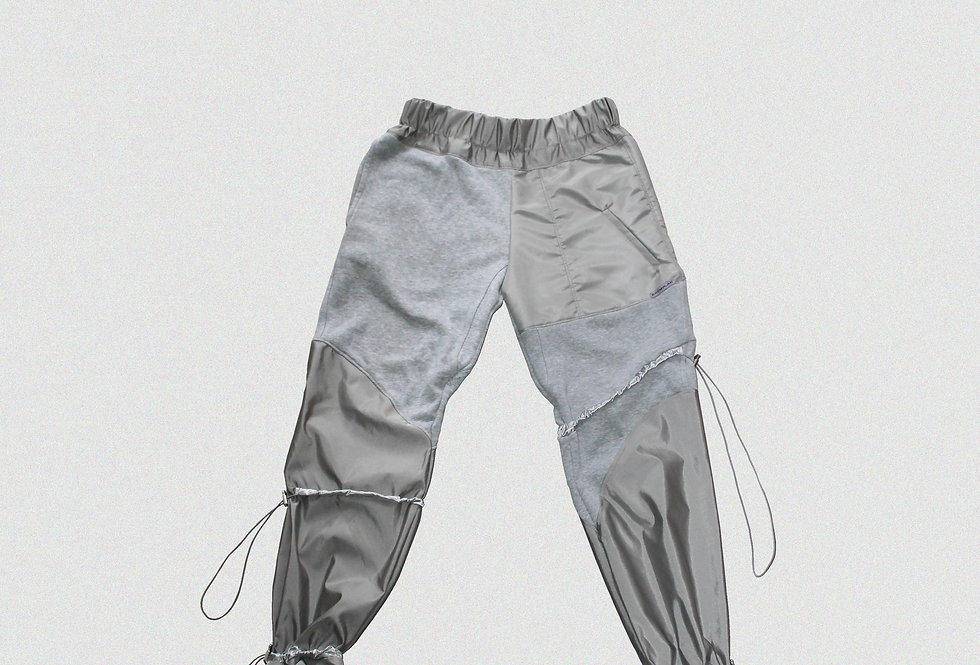 RECONSTRUCTED OFF-CUT TROUSERS (1 OF 1)
