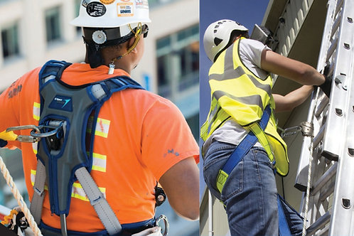 16-Hour Fall Protection Competent Person - July 6-7, 2021