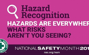 National Safety Month- 25th Anniversary!