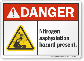 Liquid Nitrogen: Don't let this Silent Killer Creep into Your Workplace