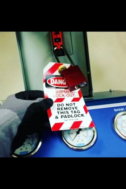 6 Hour Lockout /Tagout Training - August 10, 2021