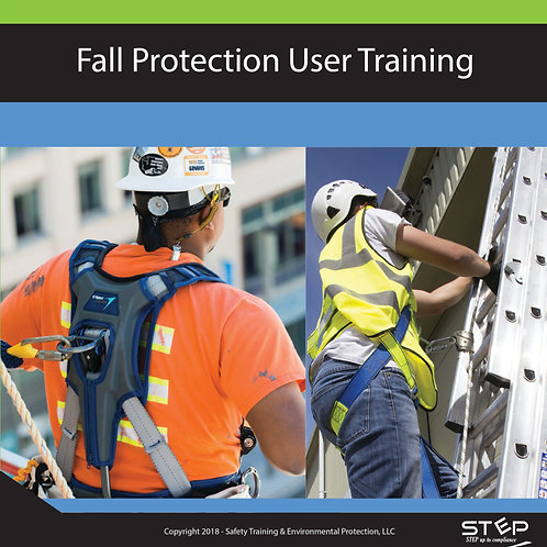 Fall Protection Training Kit - Electronic Download