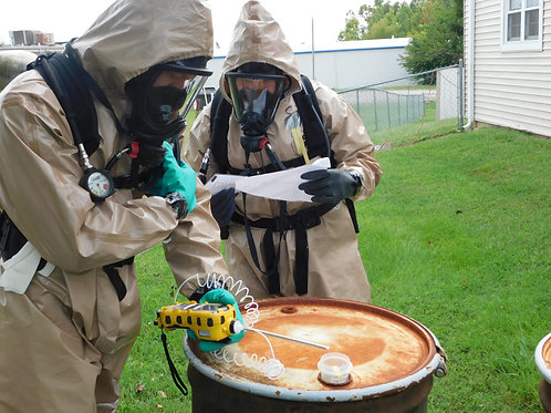 8 Hour HazMat Technician Level Refresher - September 21, 2021
