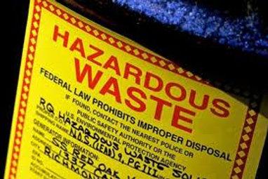 RCRA Hazardous Waste Management- October 13, 2021