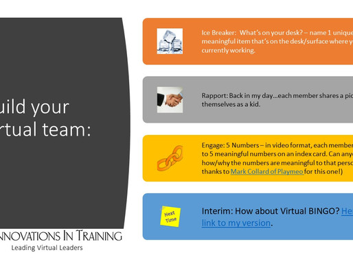 Build Your Virtual Team