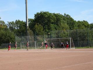 Unentschieden im Duell mit den Sportfreunden aus Selbach