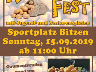 Kartoffelfest 2019