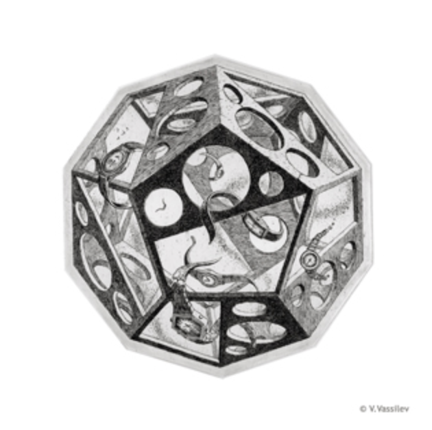 Dodécahedron