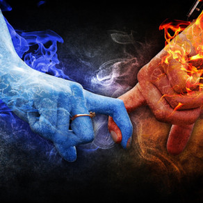 Healing Past Hurts: Mending Your Relationship with a Twin Flame in Spirit