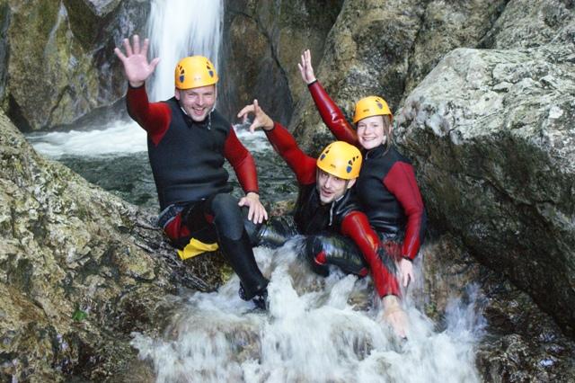 Szlovénia Rafting - Vadvízi Kalandok