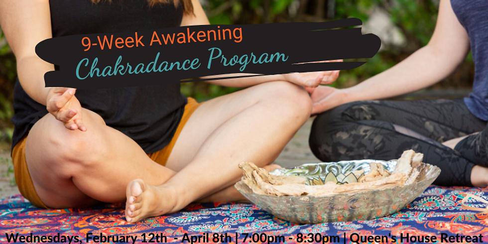 9-Week Awakening Chakradance Program