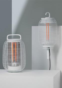 chochin - Carbon heater