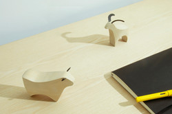 Wooden toys from Swiss