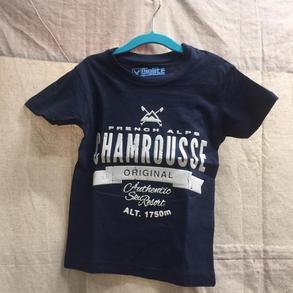 tee shirt enfant (4 à 12 ans) Champrousse