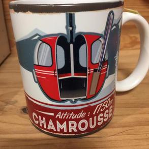 Mug télésiège Chamrousse