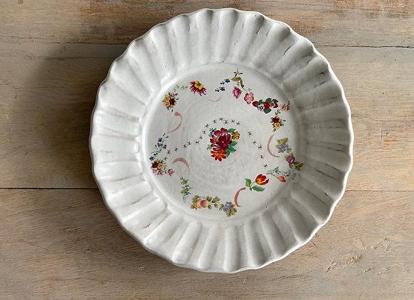 Ruffle Cookie Plate