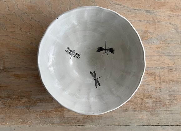 Dragonfly Bowl #16