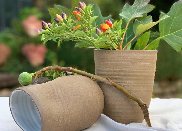 Ridges Vase