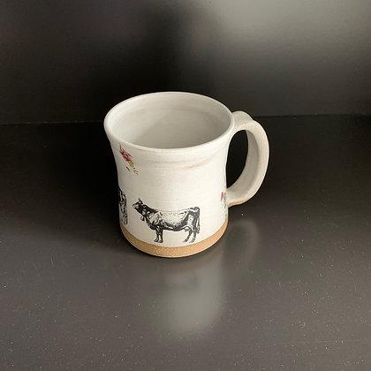 "Montage Mug #2 ""How Now"""