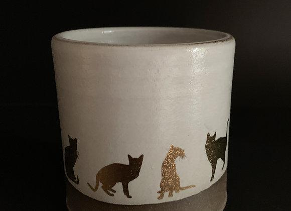 Golden Cat Cup