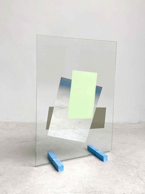 UNFOILED glass 50x70