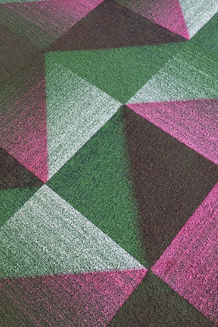 RE-VIVE carpet tiles