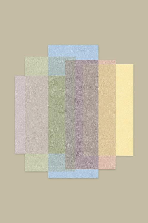 BLENDED 5 Colours Morning White