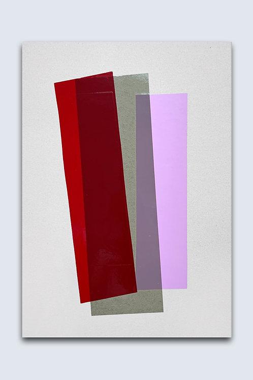 UNFOILED paper medium