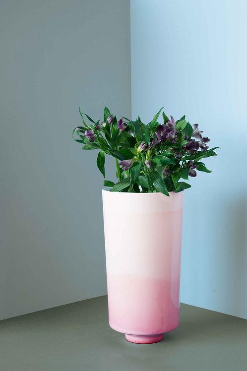 REDDISH vase down